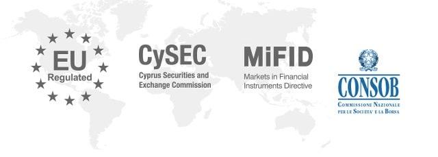 regolamentazione broker marketscom