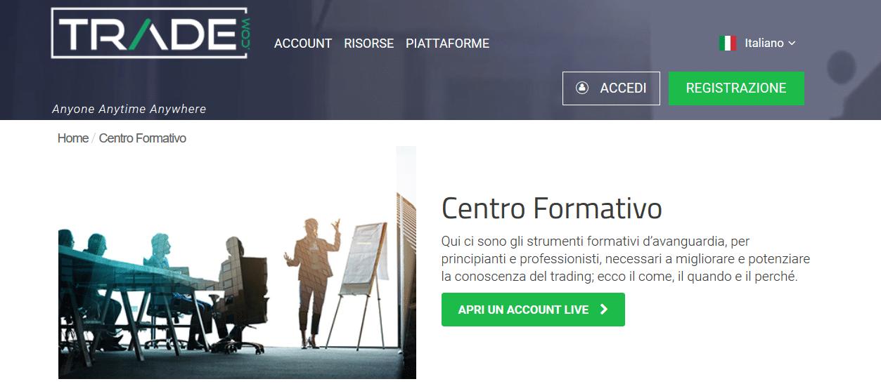formazione trade.com