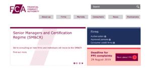 FCA Website