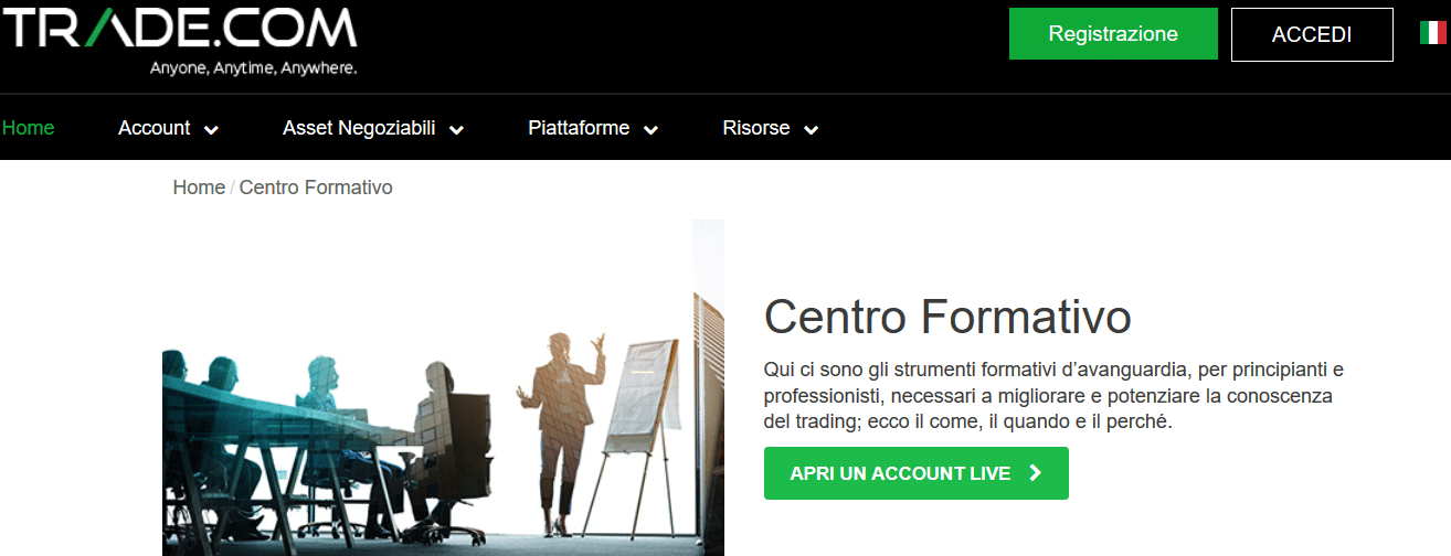 centro formativo