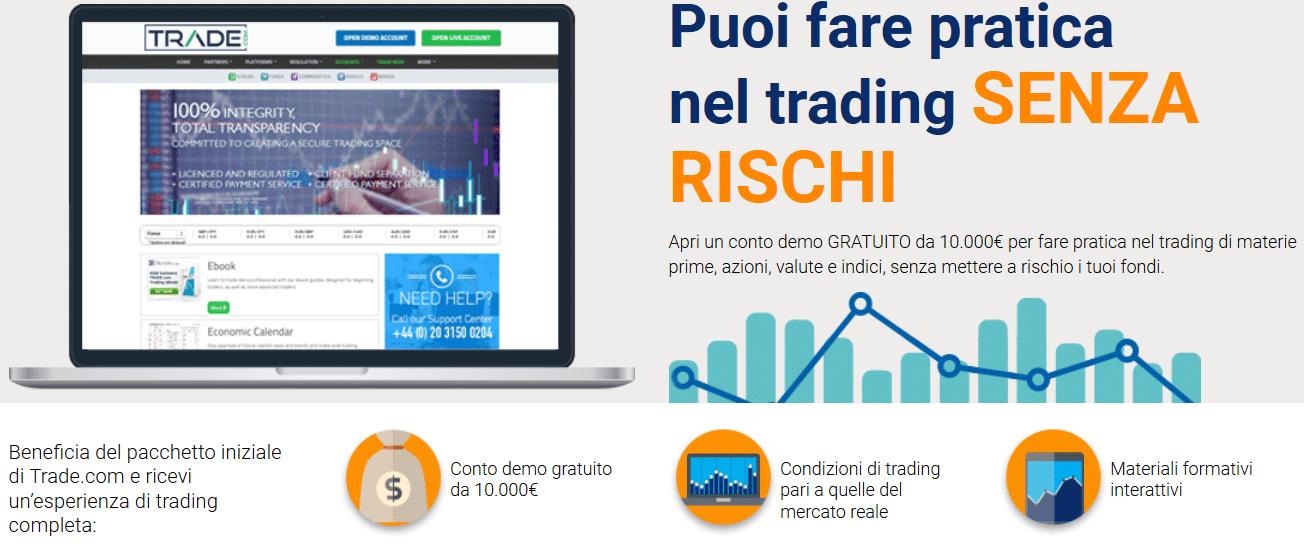 demo trade.com
