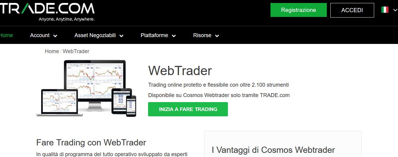 piattaforma broker