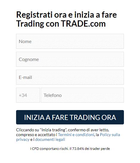 trade.com conto demo gratis