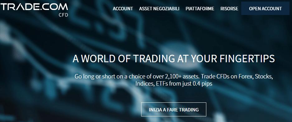 trade.com opinioni e recensioni