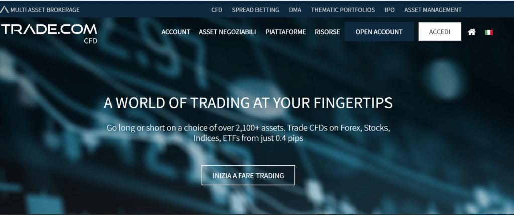 trade.com login