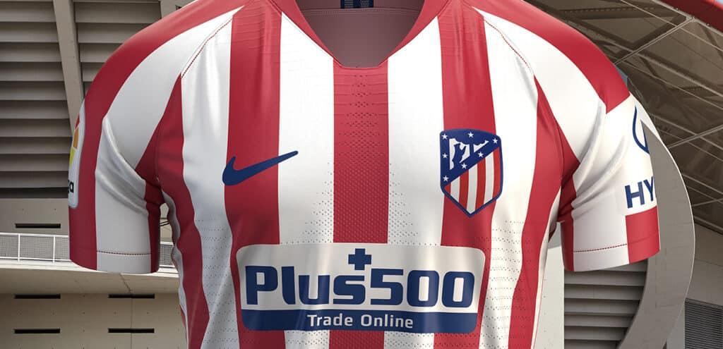 sponsor ufficiale di Plus500