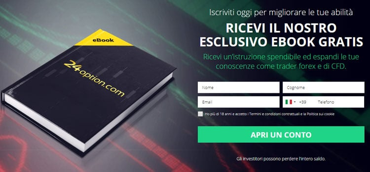 24option-ebook-pdf gratis per i nuovi iscritti