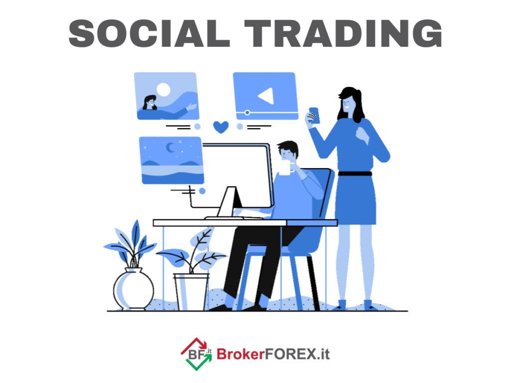 Social Trading di FP Markets - infografica a cura di BrokerForex.it