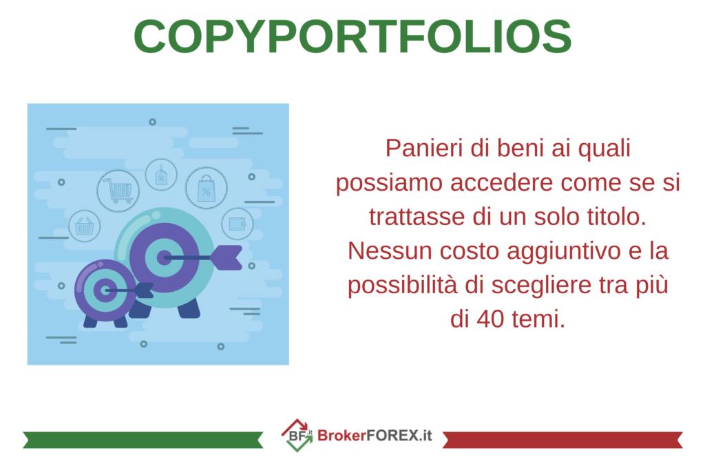 CopyPortfolios di eToro - di BrokerForex.it