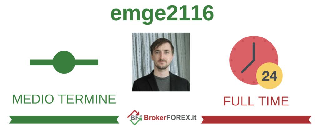 emge2116 scheda - di BrokerForex.it