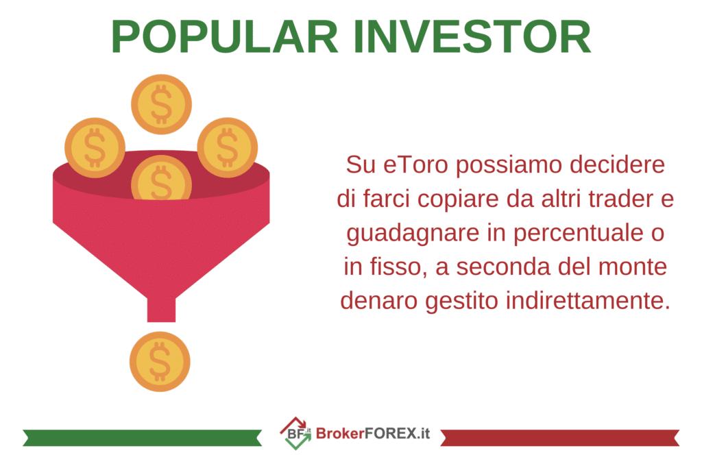 Popular investor eToro - a cura di BrokerForex.it